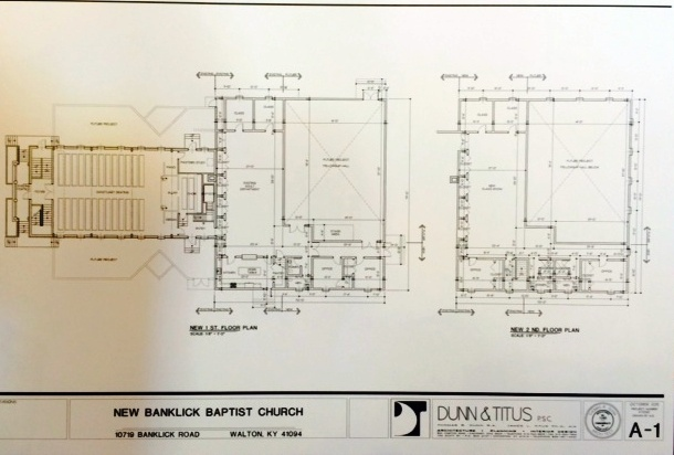 blueprint inside
