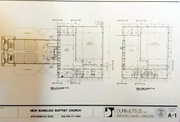 blueprint inside